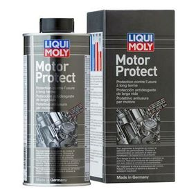 1018 Engine Oil Additive Motor Protect LIQUI MOLY 1018 - Huge selection — heavily reduced