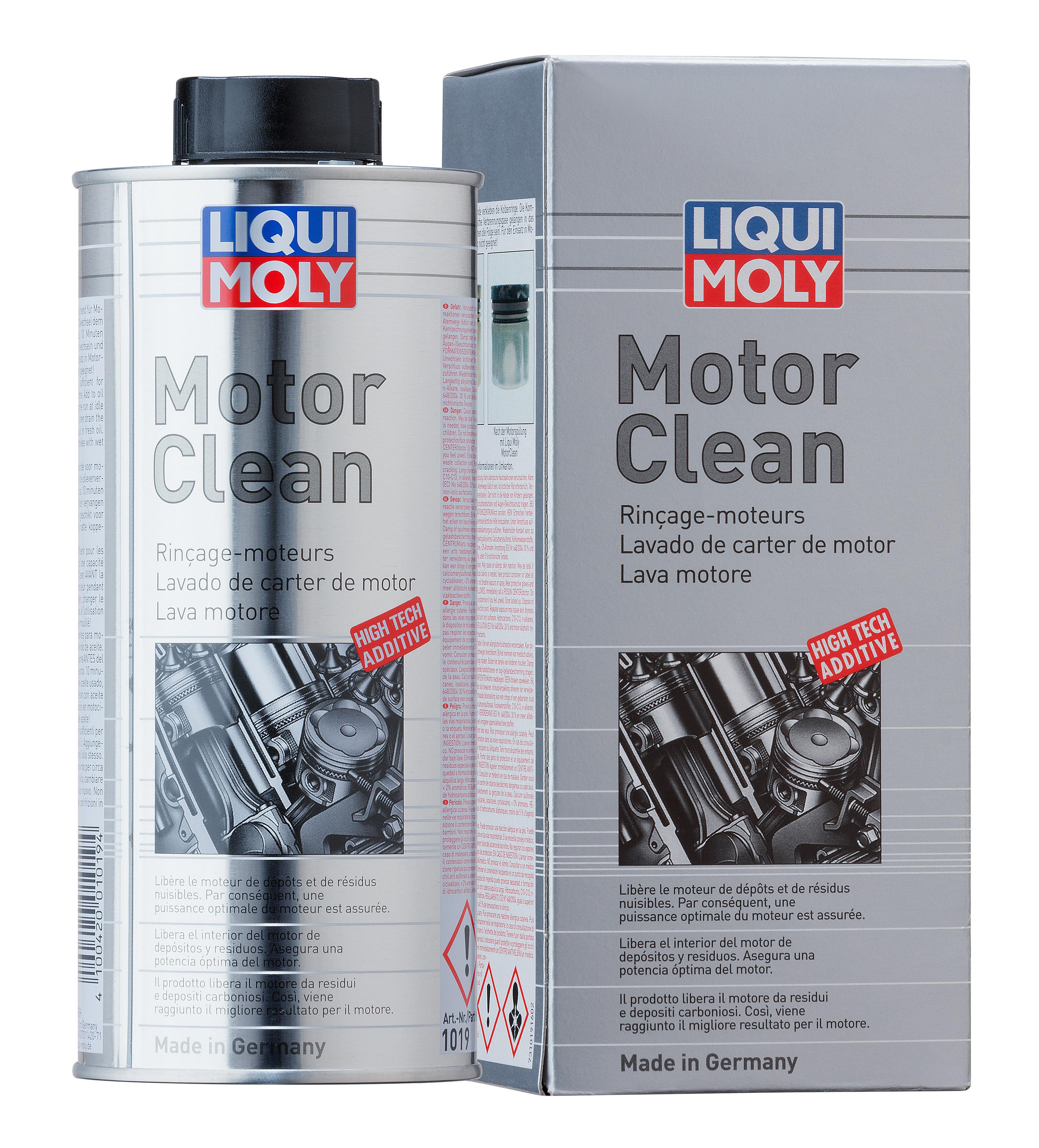 Additivo olio motore LIQUI MOLY 1019 Recensioni