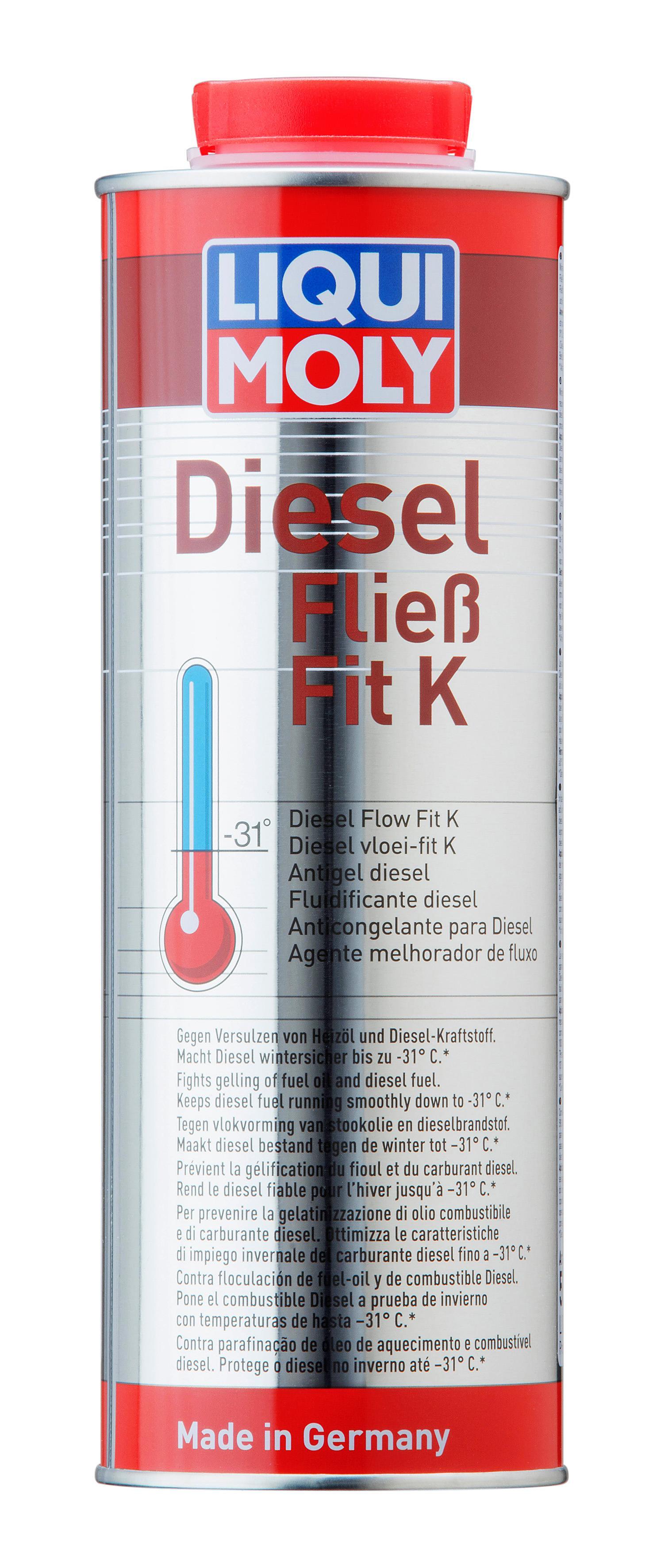 Acquisti in maniera conveniente: LIQUI MOLY Additivo carburante Lattina, Contenuto: 1l, Diesel 5131