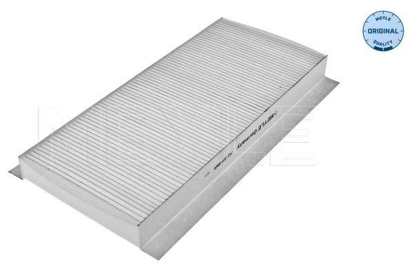 Купете MCF0411 MEYLE вложка на филтър, филтър за груби частици, ORIGINAL Quality ширина: 147мм, височина: 30мм, дължина: 345мм Филтър, въздух за вътрешно пространство 712 319 0001 евтино