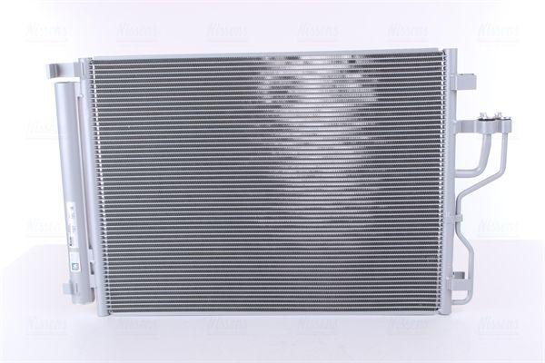 Nissens Condensador de aire acondicionado de 940217
