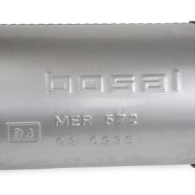 190-003 Endschalldämpfer BOSAL in Original Qualität