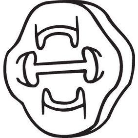 255-853 BOSAL Gummistreifen, Abgasanlage 255-853 günstig kaufen