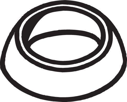 Achetez Joints et rondelles d'étanchéité BOSAL 256-782 () à un rapport qualité-prix exceptionnel