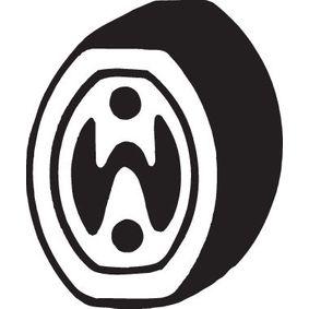 255-012 BOSAL Gummistreifen, Abgasanlage 255-012 günstig kaufen