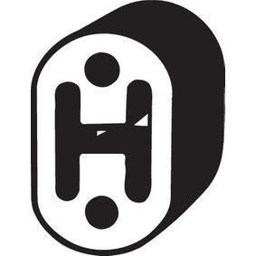 255-016 BOSAL Gummistreifen, Abgasanlage 255-016 günstig kaufen
