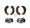 NK 443947602 : Kit freins à tambours pour Twingo c06 1.2 2002 58 CH à un prix avantageux