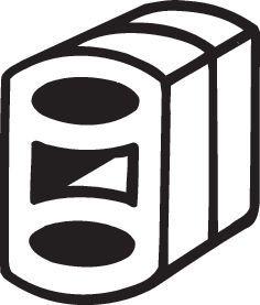 255-095 Gummistreifen, Abgasanlage BOSAL - Markenprodukte billig