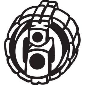 255-108 Gummistreifen, Abgasanlage BOSAL - Markenprodukte billig