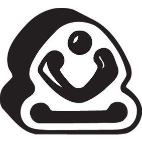 255-133 BOSAL Gummistreifen, Abgasanlage 255-133 günstig kaufen