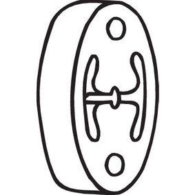 255-136 BOSAL Gummistreifen, Abgasanlage 255-136 günstig kaufen