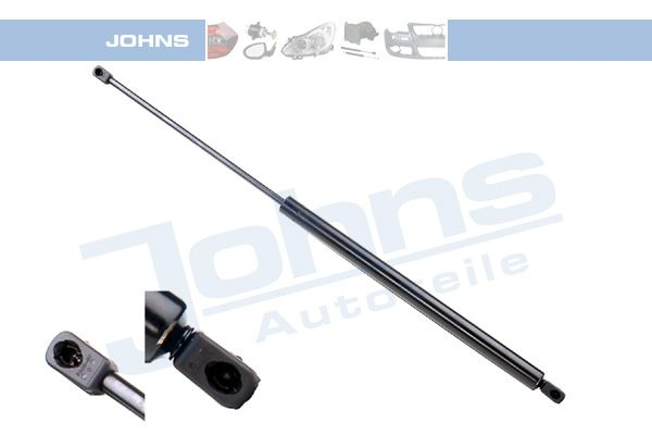 Mercedes V-Class 2018 Gas struts JOHNS 50 41 95-91: Left and right, Eject Force: 630N, for vehicles with rear windscreen wiper