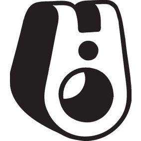 255-465 BOSAL Gummistreifen, Abgasanlage 255-465 günstig kaufen