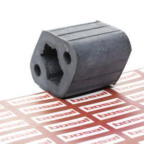 255-475 BOSAL Gummistreifen, Abgasanlage 255-475 günstig kaufen