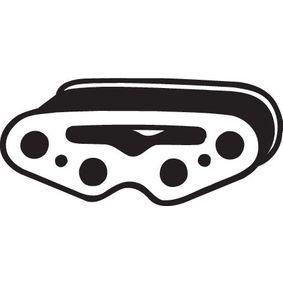 255-501 BOSAL Gummistreifen, Abgasanlage 255-501 günstig kaufen