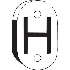 255-622 BOSAL Gummistreifen, Abgasanlage 255-622 günstig kaufen