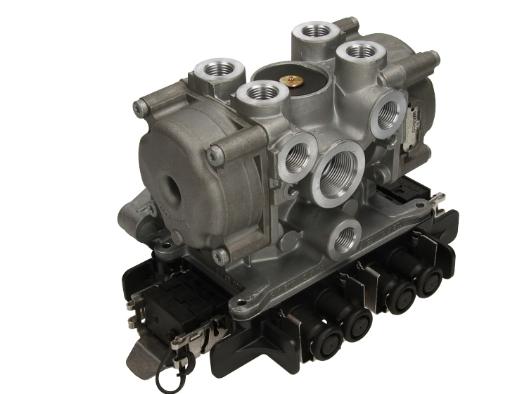 Acheter Appareil de commande, dynamique de freinage / de roulement WABCO 400 500 081 0 à tout moment