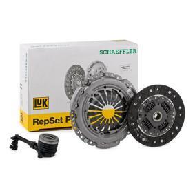 622 3096 33 LuK RepSet Pro mit Zentralausrücker Ø: 220mm Kupplungssatz 622 3096 33 günstig kaufen