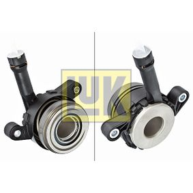 buy and replace Central Slave Cylinder, clutch LuK 510 0105 10
