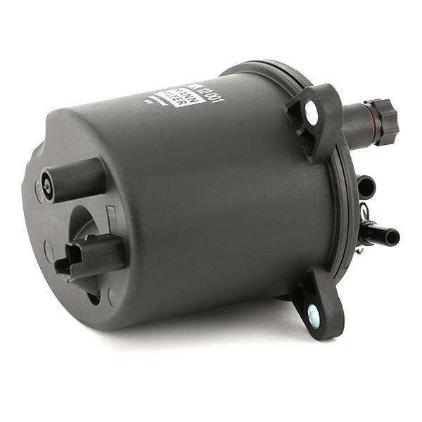 MANN-FILTER Filtre à carburant WK 12 001 - marchandises de marque pas chères