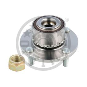 Wheel Bearing Kit 401167 for SMART FORFOUR (454) — get your deal now!