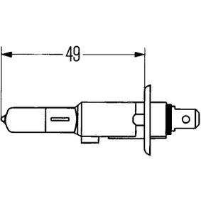 8GH002089501 Glödlampa, fjärrstrålkastare HELLA H1Yellow Stor urvalssektion — enorma rabatter