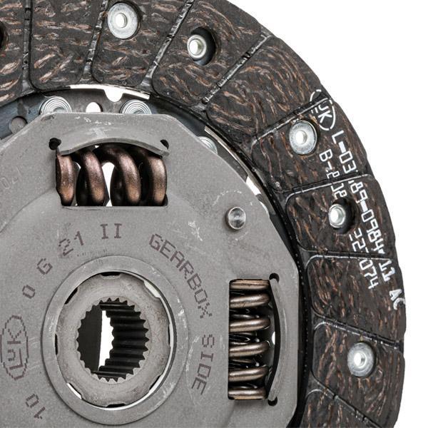 620 1080 00 Kit Kupplung LuK in Original Qualität