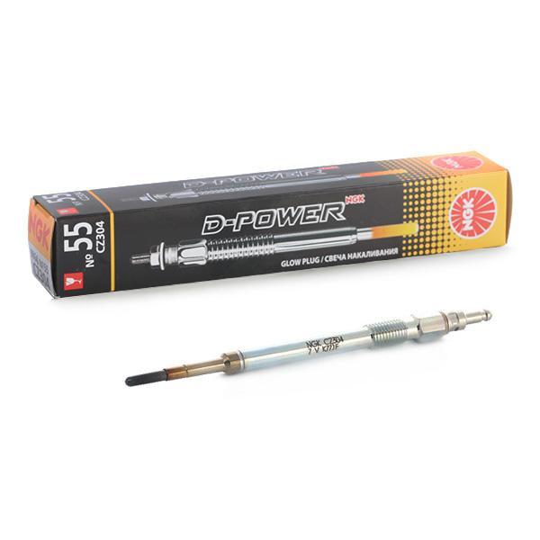 Buy original Ignition and glowplug system NGK 9864