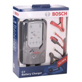 Comprare C712V24V BOSCH 120Ah Tensione d'ingresso: 220V Carica batteria 0 189 999 07M poco costoso