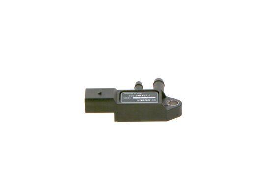 0 281 006 005 Sensor, exhaust pressure BOSCH Test