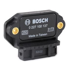 0227100137Appareil de commande, système d'allumage BOSCH BIM137 - Enorme sélection — fortement réduit