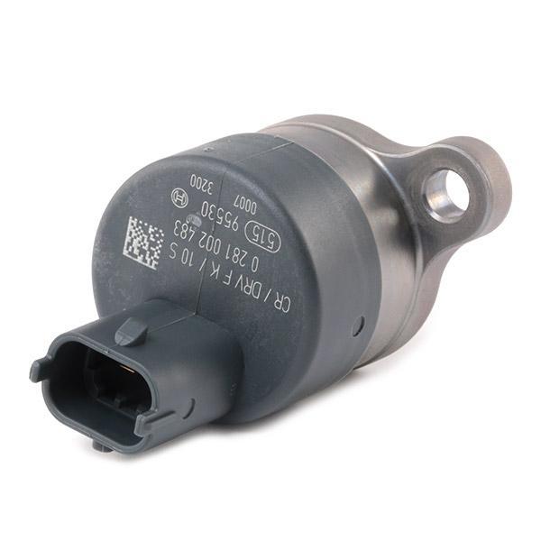 0281002483 Régulateur de pression pompe hp BOSCH - L'expérience aux meilleurs prix