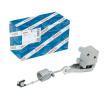 Originales Regulador de la fuerza de frenado 0 204 031 174 Opel