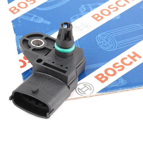 BOSCH | Capteur, pression de suralimentation 0 281 002 709