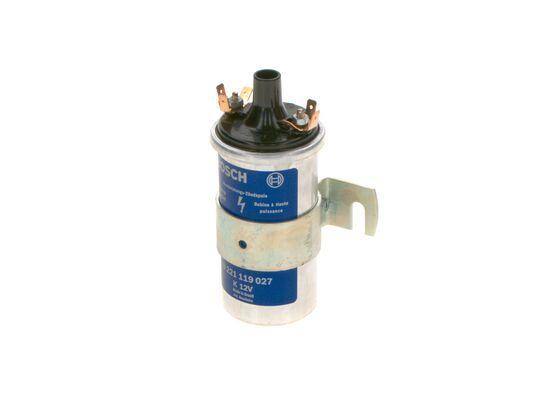 0 221 119 027 Ignition Coil BOSCH original quality