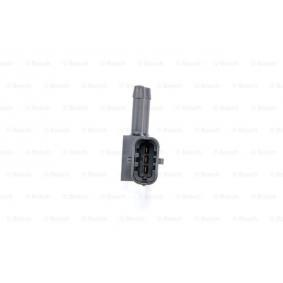 0 281 002 772 Sensor, Abgasdruck BOSCH - Markenprodukte billig