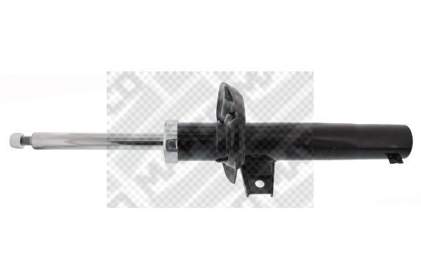 20814 MAPCO Vorderachse, Gasdruck, Zweirohr, federtragender Dämpfer, oben Stift Stoßdämpfer 20814 günstig kaufen