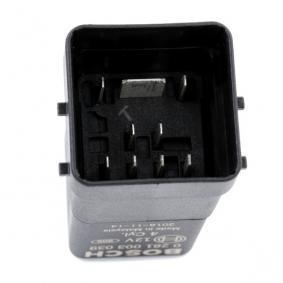 0 281 003 039 Control Unit, glow plug system BOSCH original quality