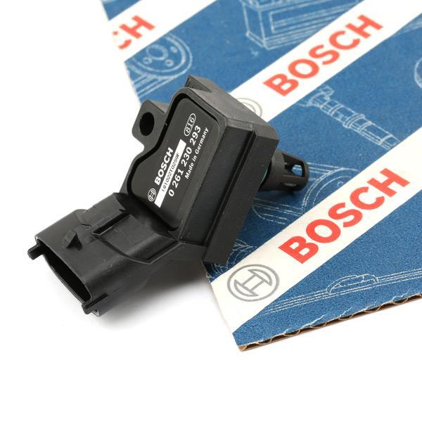 BOSCH | Sensor, ladetryk 0 261 230 293