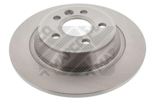MAPCO Brake Disc 25820