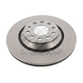 25842 MAPCO Vented Ø: 310mm, Num. of holes: 5, Brake Disc Thickness: 22mm Brake Disc 25842 cheap