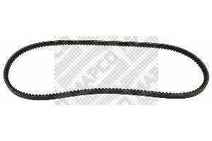 Volkswagen 411/412 1971 Belts, chains, rollers MAPCO 100965: Width: 10mm, Length: 965mm