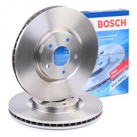 Brake Disc 0 986 479 679 for NISSAN QASHQAI / QASHQAI +2 (J10, JJ10) — get your deal now!