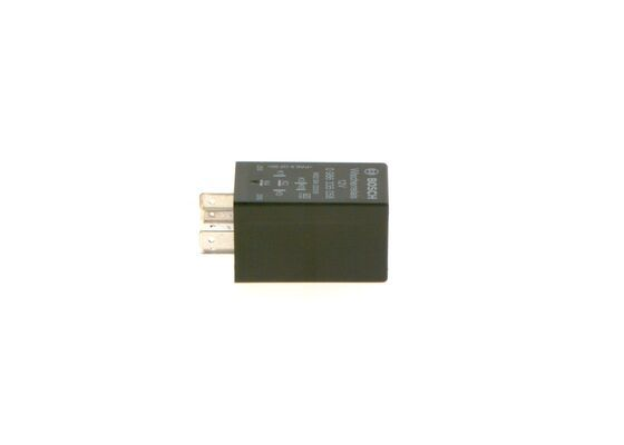 Car spare parts VW DERBY 1981: Relay, wipe- / wash interval BOSCH 0 986 335 058 at a discount — buy now!