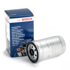 Køb N4516 BOSCH Påskruet filter Höhe: 141mm Brændstof-filter 1 457 434 516 billige