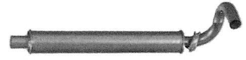 VEGAZ: Original Vorschalldämpfer VS-41 ()