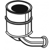 VEGAZ Ruß- / Partikelfilter, Abgasanlage CK-873