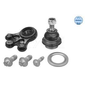 MCX0189 MEYLE MEYLE-ORIGINAL Quality Vorderachse rechts, Vorderachse links Reparatursatz, Trag- / Führungsgelenk 11-16 010 0019 günstig kaufen