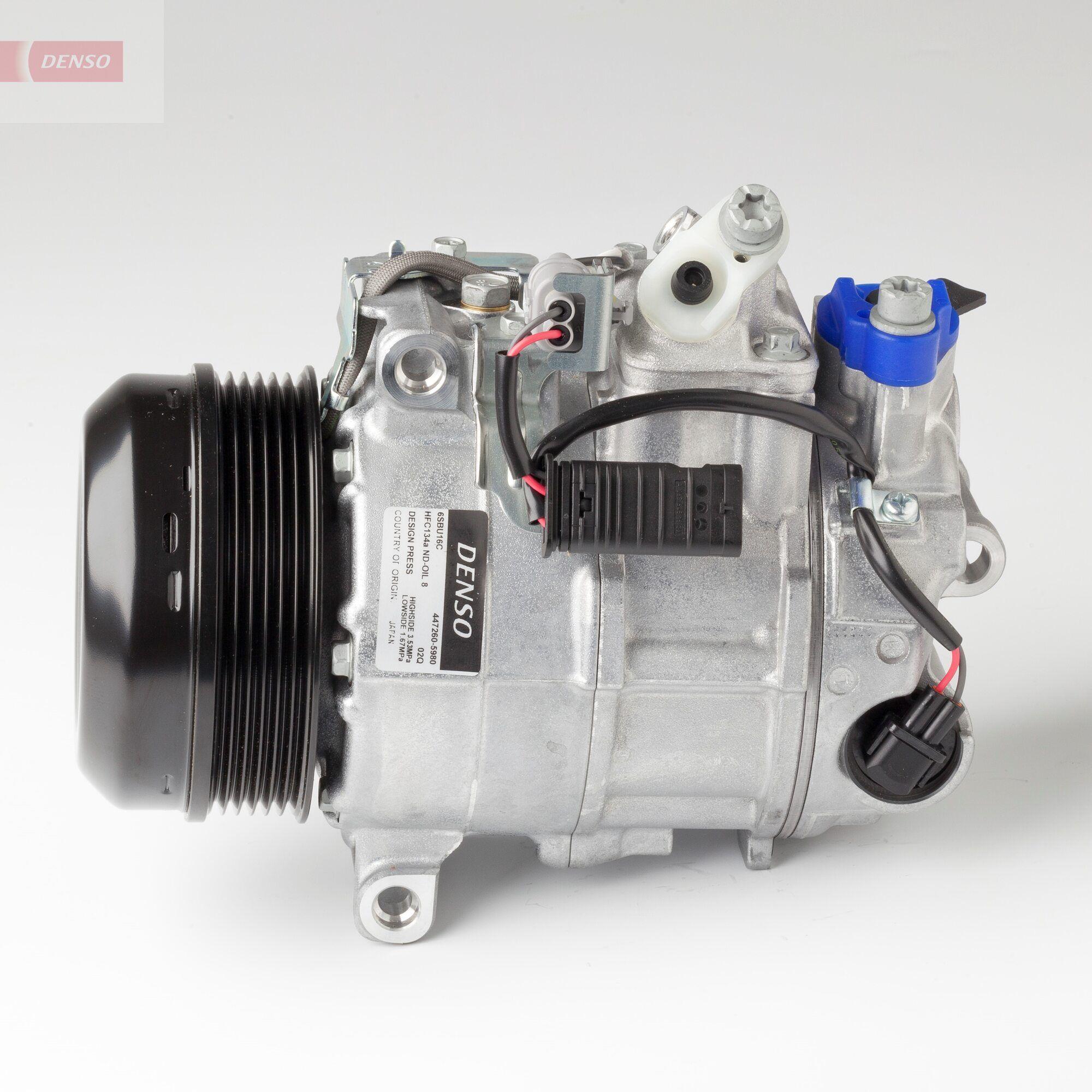 Original MERCEDES-BENZ Kompressor DCP17140
