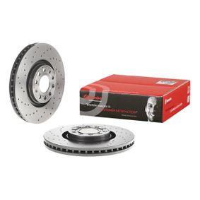 09A81311 Bremsscheiben BREMBO 09.A813.11 - Große Auswahl - stark reduziert